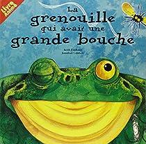 histoire drole grenouille a grande bouche