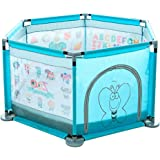Gaorui Intellectual Kids Baby Ball Pit - Creative Indoor Outdoor Ball Pits Tent for Toddlers Children Playpen Fun…