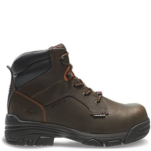 bee6d757118 Wolverine Men's Merlin-M Composite Safety Toe Boot