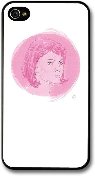 Natalie Portman Closer Movie Pink Wig Original Art Amazon Co Uk Electronics