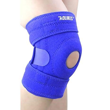 Sungpunet - Rodillera de Apoyo para Artritis, menisco y Baloncesto ...