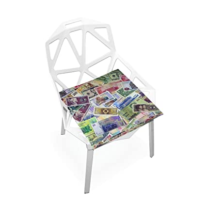 Amazon.com: DOENR Seat Cushion Chair Cushions Covers Set ...