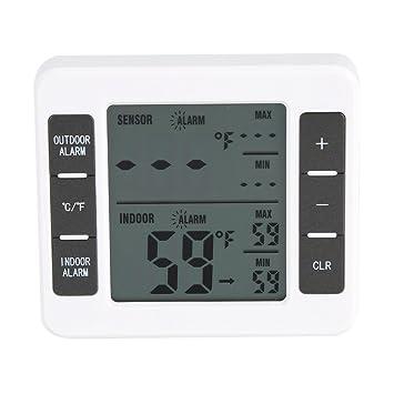 Termómetro Digital para frigorífico, termómetro digital ...