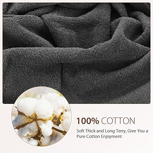 Review Homitt 100% Cotton 8