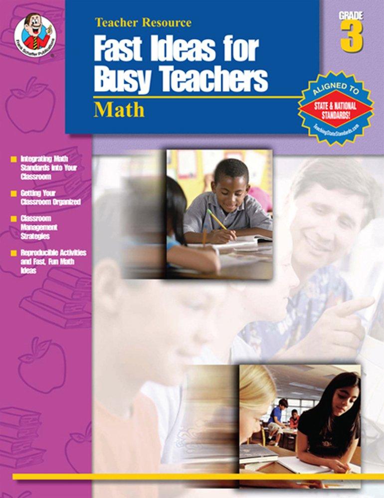 Fast Ideas for Busy Teachers: Math, Grade 3 pdf epub