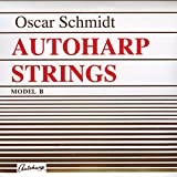 Oscar Schmidt ASB Stainless Steel Autoharp Strings, Custom