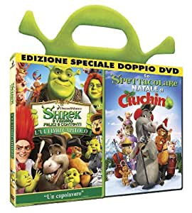 Shrek - E Vissero Felici E Contenti (SE) (2 Dvd)