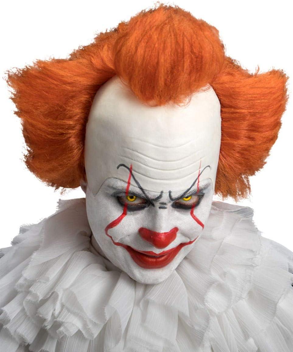 new clown wigs halloween fancy dress assorted colours wig PARTY FUN