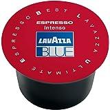 100 Capsule Caffe' Lavazza Blue Espresso Intenso