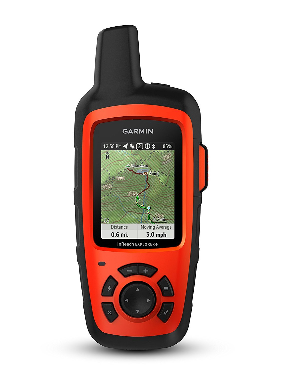 Garmin inReach Explorer+ GPS Bundle w/ Car Charger, Micro USB, Gadget Bag and more by Garmin (Image #4)
