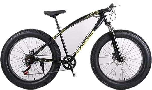 Tbagem-Yjr Bicicleta De Montaña, 26 Pulgadas De La Rueda De Freno ...