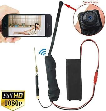 HD 1080P Invisible Spy Camera Mini DIY Module DV Home Security ...