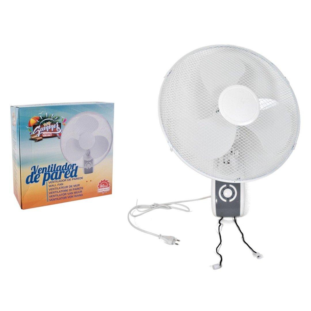 Gerimport Ventilador de Pared 40cm 45W