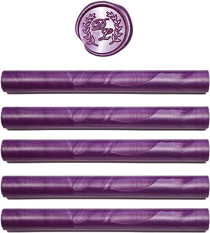 7626LIL Sealing Wax Gun Sticks 6//Pkg-Lilac