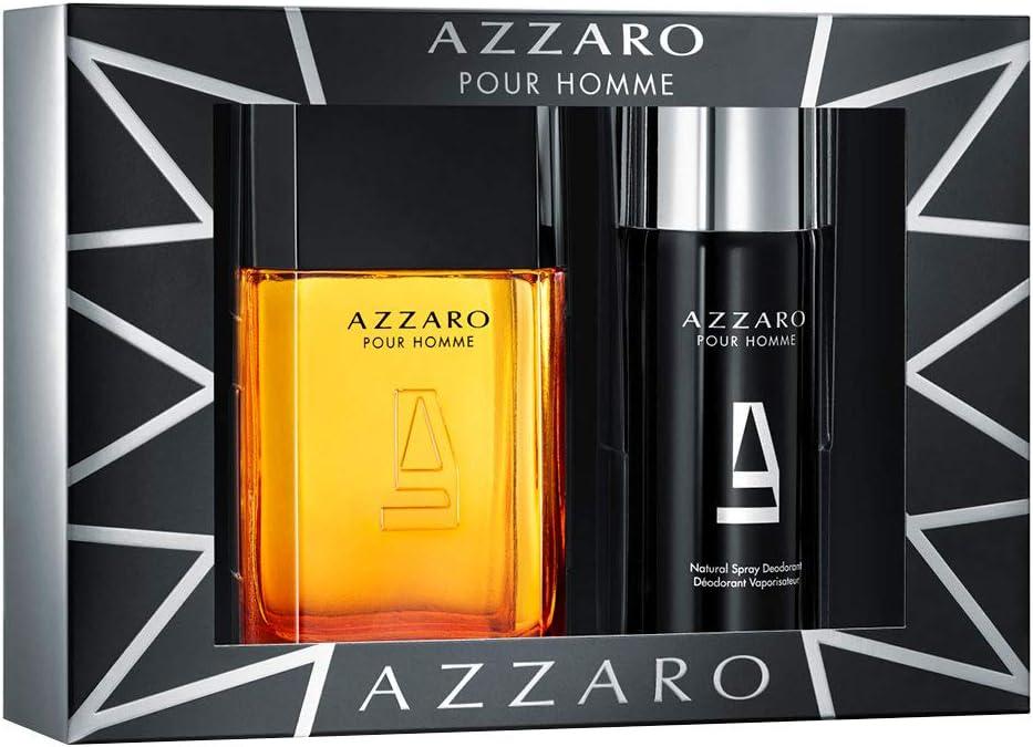 Banner kit masculino - Azzaro Pour Homme Azzaro Coffret