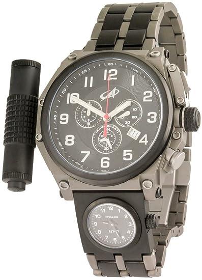 Militar ruso Cronógrafo Titanio raketa reloj Elite fuerzas especiales unit- un relojes para los hombres de verdad. Ejército reloj.: Amazon.es: Relojes