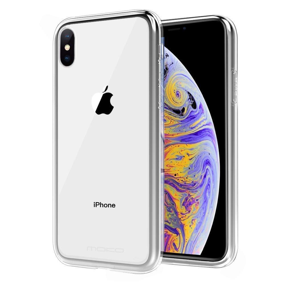 da8a30ab63 iPhone Xs MAX ケース 高品質クリア TPU 保護カバー【2018人気商品6.5