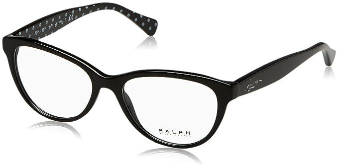 RALPH Ralph Damen Brille » RA7075«, schwarz, 501 - schwarz
