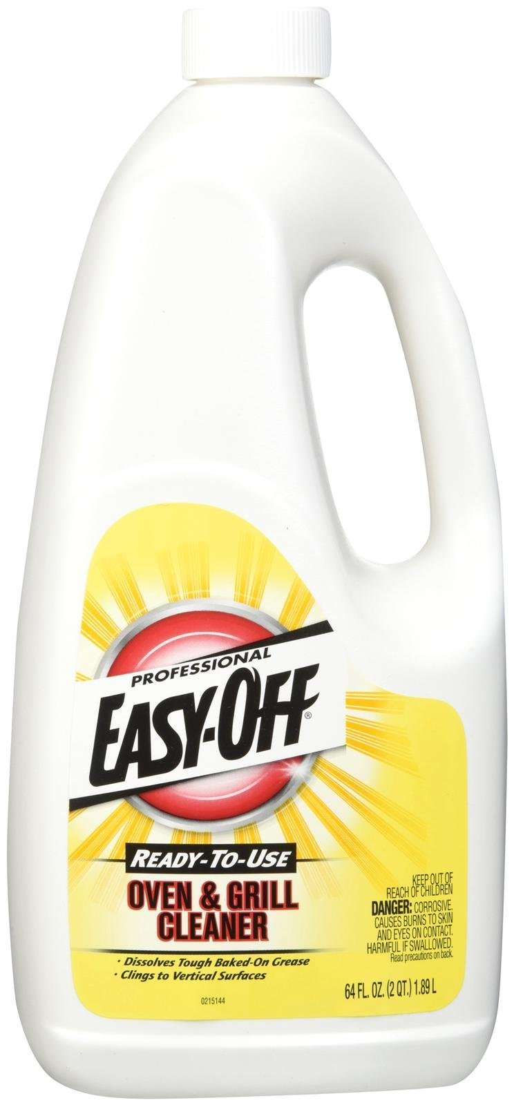 Easy-Off Professional Oven and Grill Cleaner, 64 Ounce by Easy Off