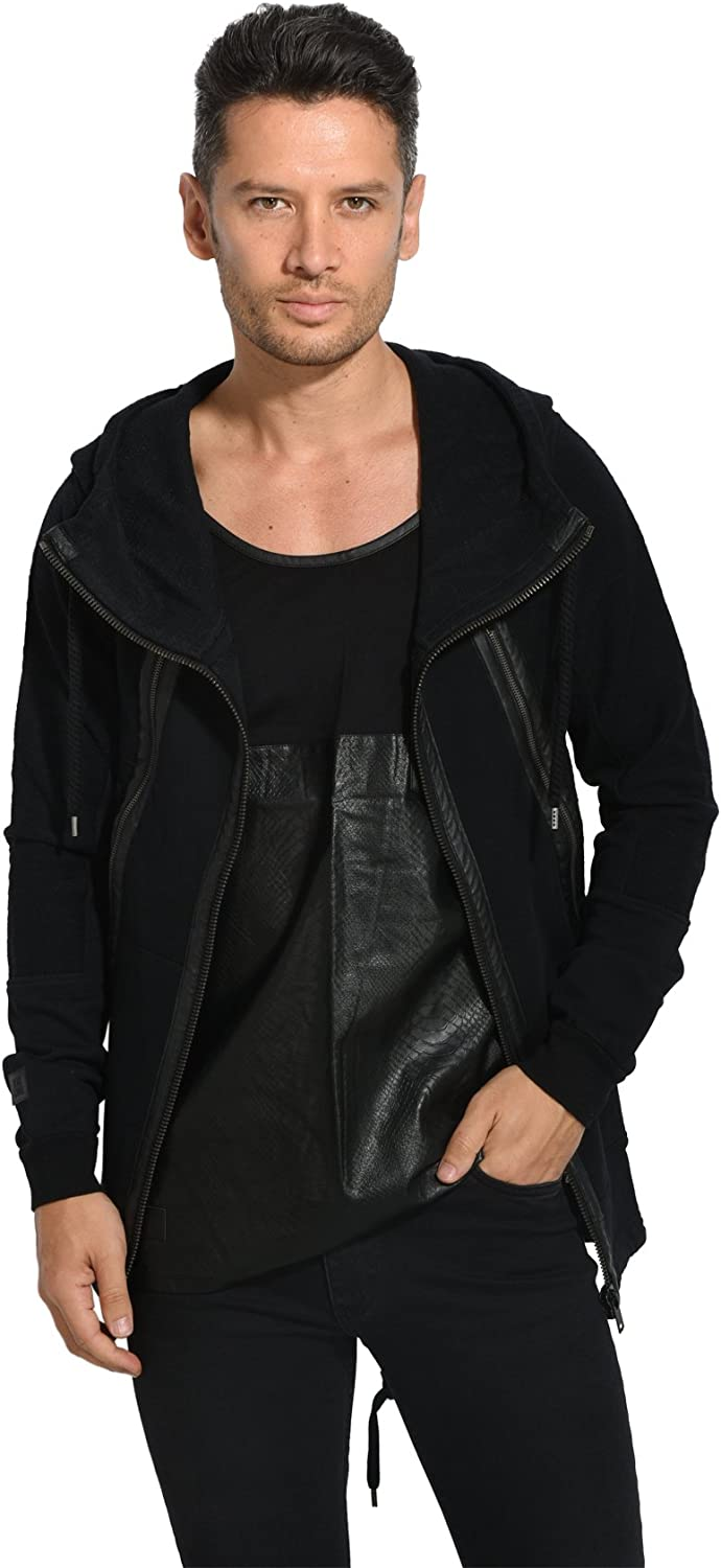 black kaviar jacke college
