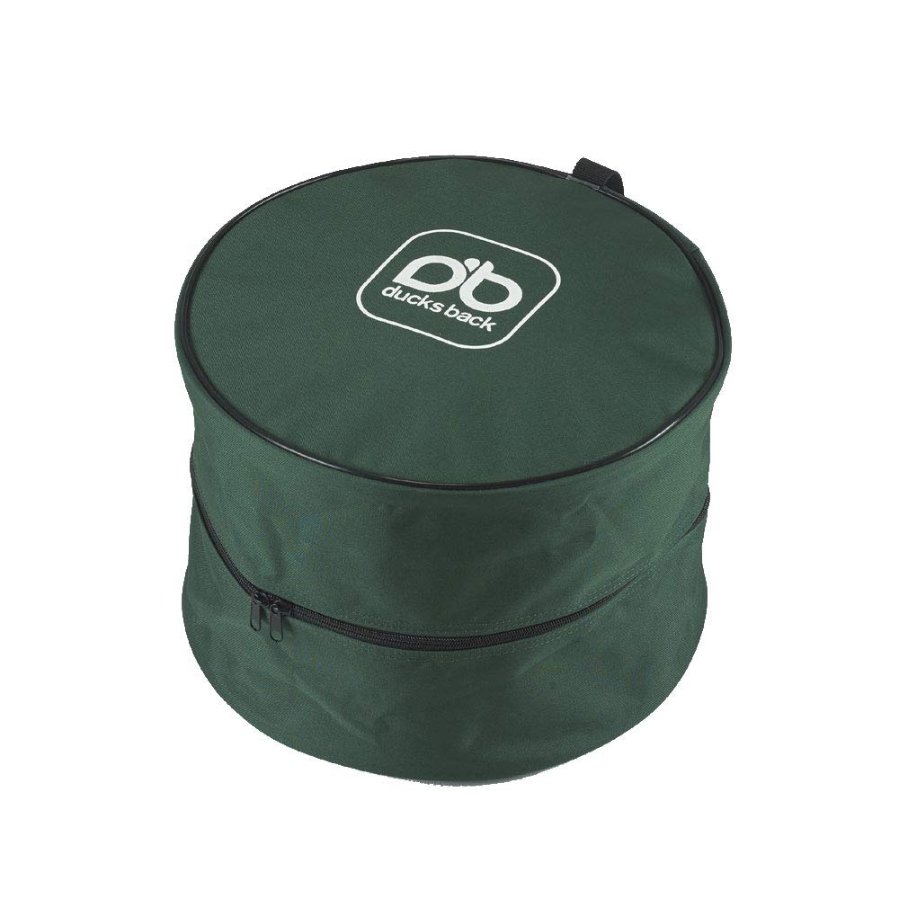Ducksback Heavy Duty Storage Bag for small portable BBQ Barbecue GREEN