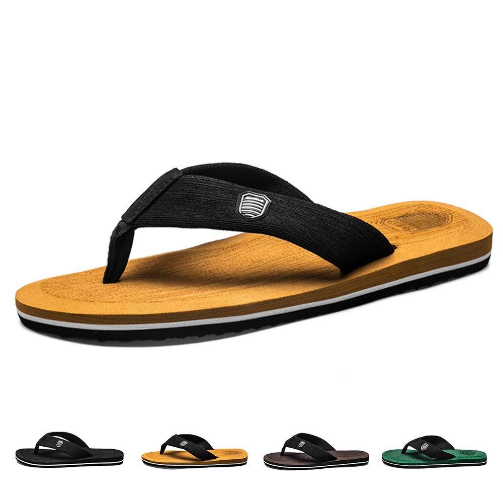 JOINFREE Chicos para Hombre Chanclas Verano casa Zapatillas Playa Zapatos Piscina Zapatos