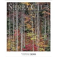 Sierra Club Wilderness Calendar 2016
