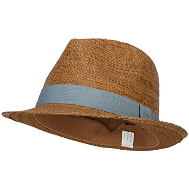 ef44347d0 Jeanne Simmons Boys Paper Braid Wide Ribbon Fedora Accessories