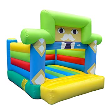 Amazon.com: Playhouses Bouncy Castles - Cama hinchable para ...