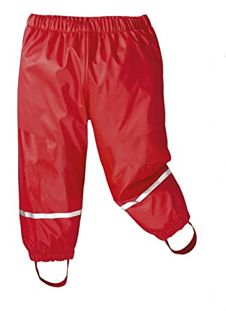 ad16d24c6 lupilu Boys  Raincoat - red - 86 cm 92 cm  Amazon.co.uk  Clothing