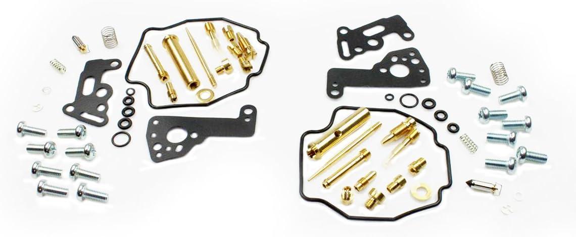 Vergaser Reparatur Satz 2 Stück Vorne Hinten Für Yamaha Auto