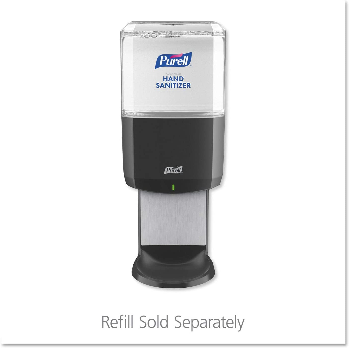 Marketlab Demonstrates How To Refill The Purell Tfx Dispenser