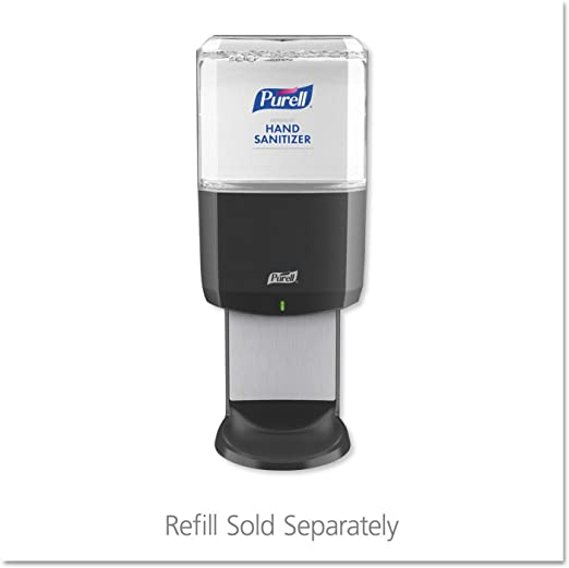 Amazon Com Purell 772401 Es8 Touch Free Hand Sanitizer Dispenser