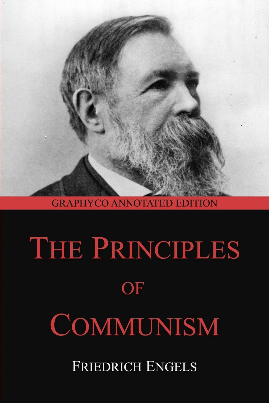 The Principles of Communism: Graphyco Annotated Edition: Engels, Friedrich, Editions, Graphyco: 9798626989175: Amazon.com: Books