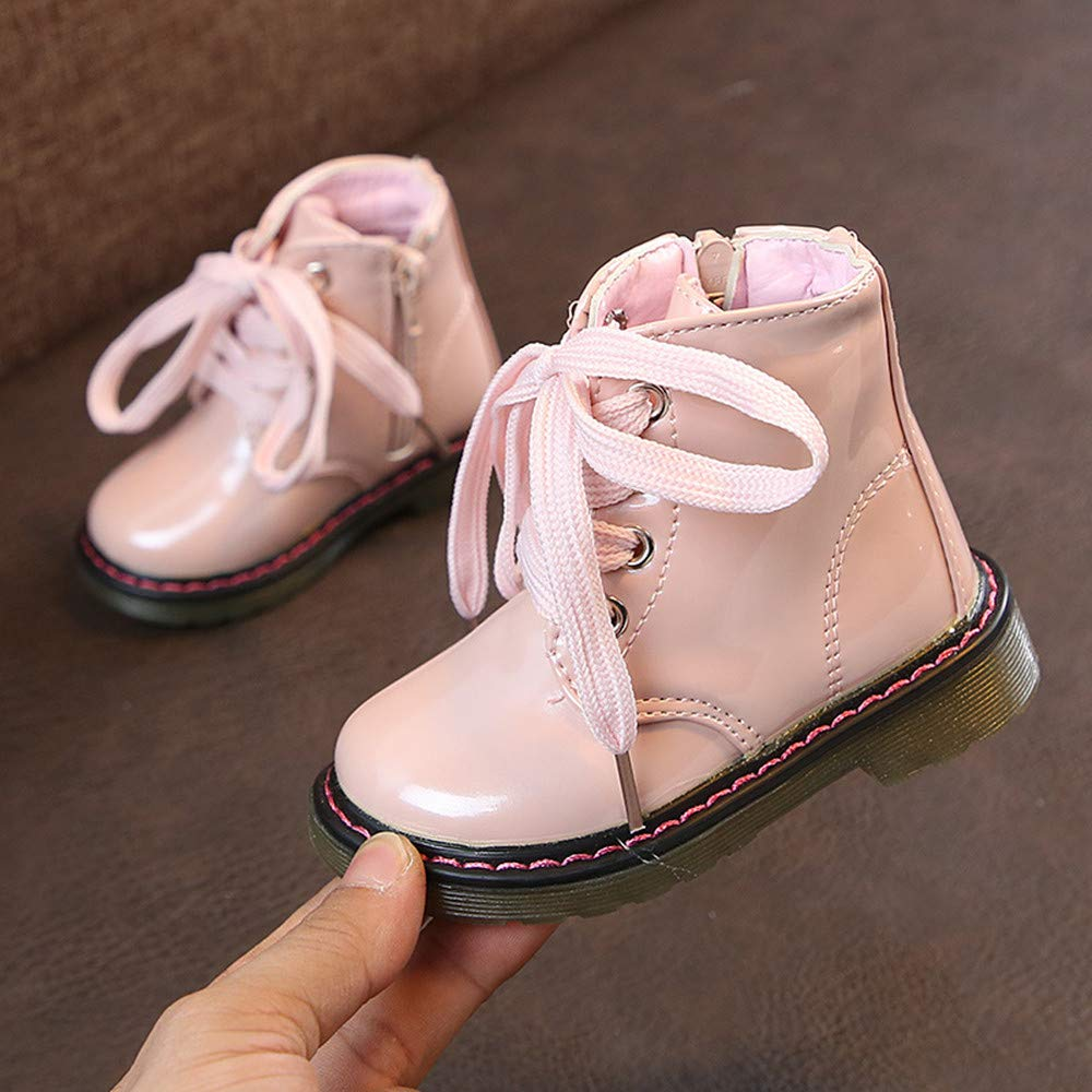 Baby Casual Shoes Toddler Shoes Children Warm Shoes Boys Girls Martin Sneaker Snow Boots