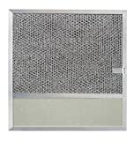 Broan BP57 Aluminum Filter With Light Lens for 43000 Series Range Hood, 11-3/8