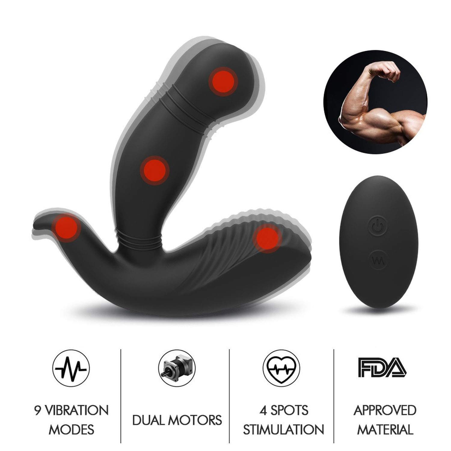 Wireless remote controlled anal toy stores yes final