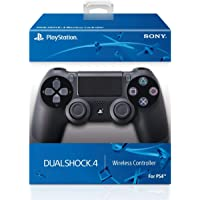 Sony PlayStation 4 DualShock 4 Wireless Controller, Black