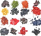 bMAKER 16 Colors Candle Dye DIY Candle Making Projects - Great for Soy, Wax and Paraffin, Easy to Use - Made in Germany