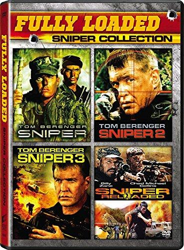 Fully Loaded Sniper Collection: Sniper / Sniper 2 / Sniper 3 / Sniper Reloaded