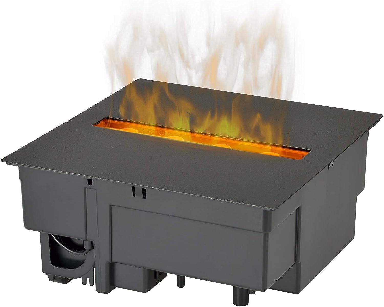 DIMPLEX Cassette 250 Built-in Fireplace Eléctrico Negro Interior ...