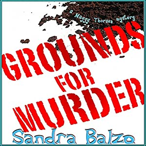 Grounds for Murder Audiobook