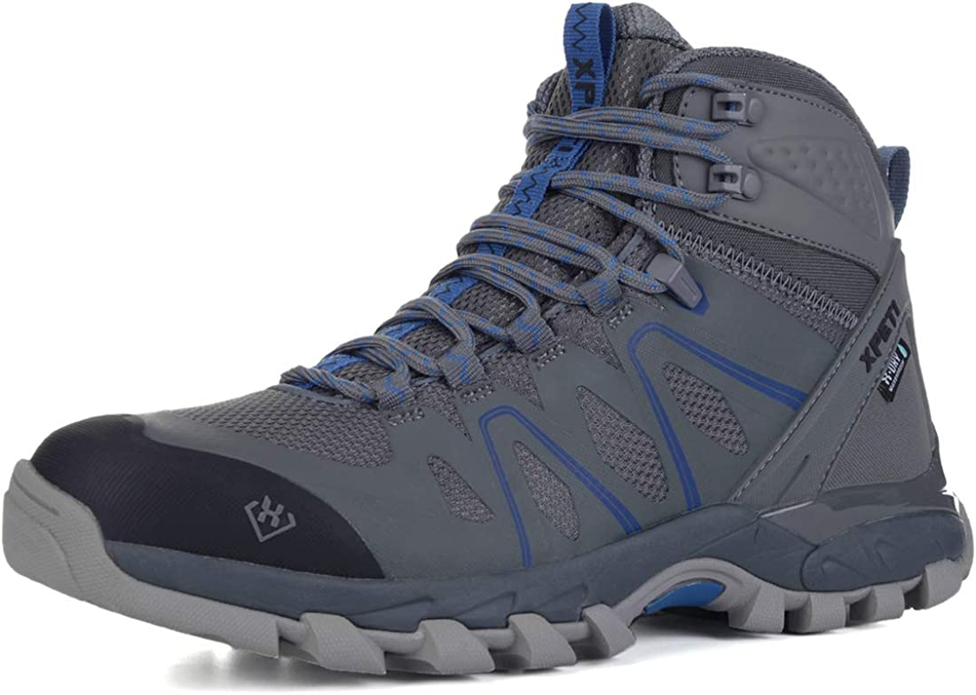 XPETI Men s Wildfire Mid Lightweight Hiking Boot