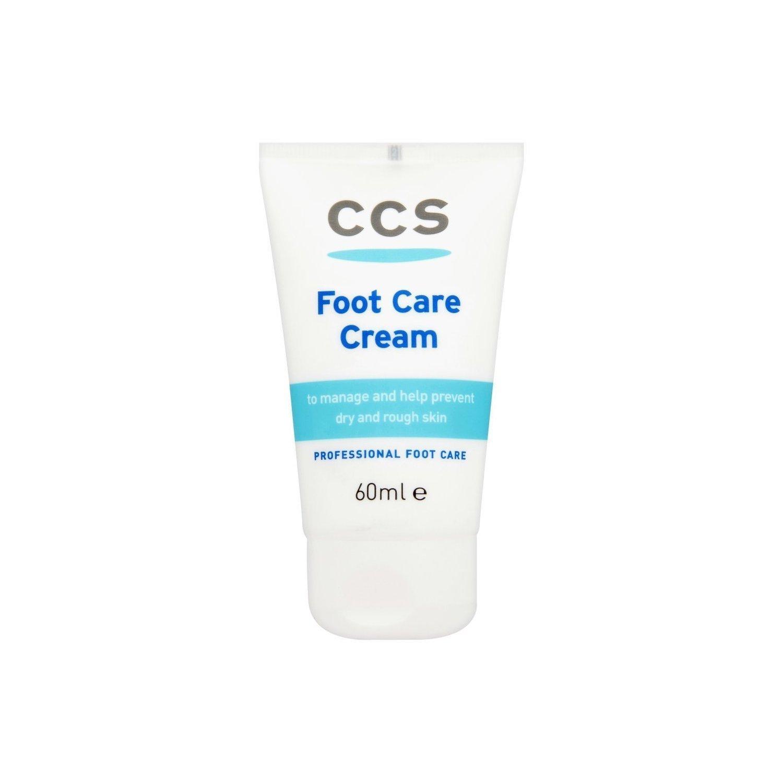 CCS Swedish Foot Cream Tube 60ml {PACK OF 6 @ Discounted Price}