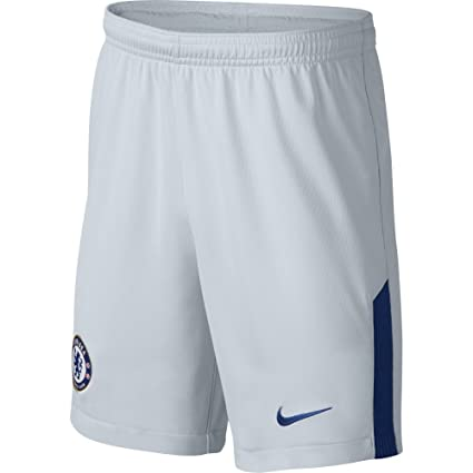 sports shoes 82191 8afaa 2017-2018 Chelsea Away Nike Football Shorts (Kids)