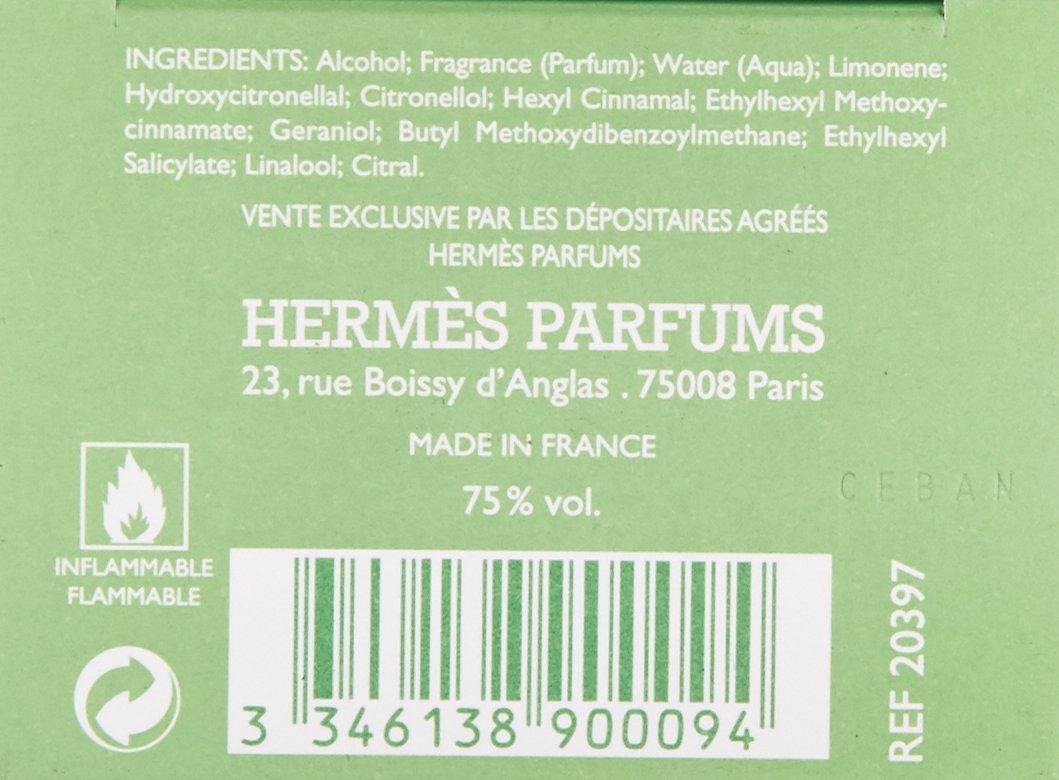 Hermes Un Jardin Sur Le Nil Eau De Toilette Spray 50ml 1.6 oz