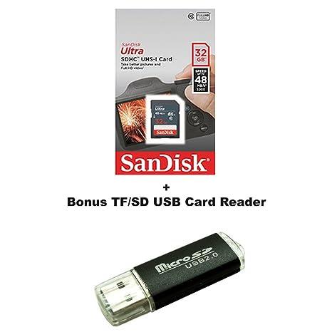 SanDisk 32 GB SD SDHC tarjeta de memoria flash para Nintendo ...