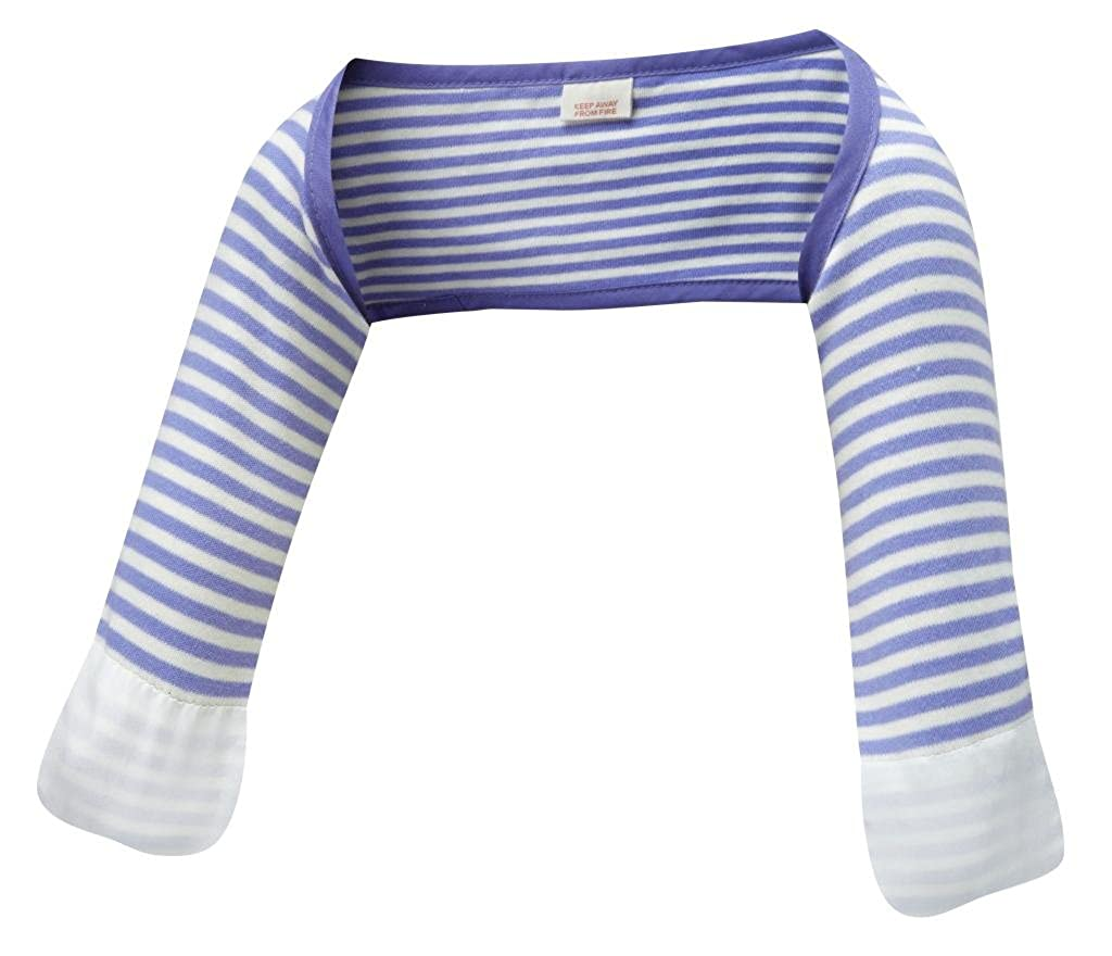 ScratchSleeves Baby Boys Stay-On Scratch Mitts Stripes