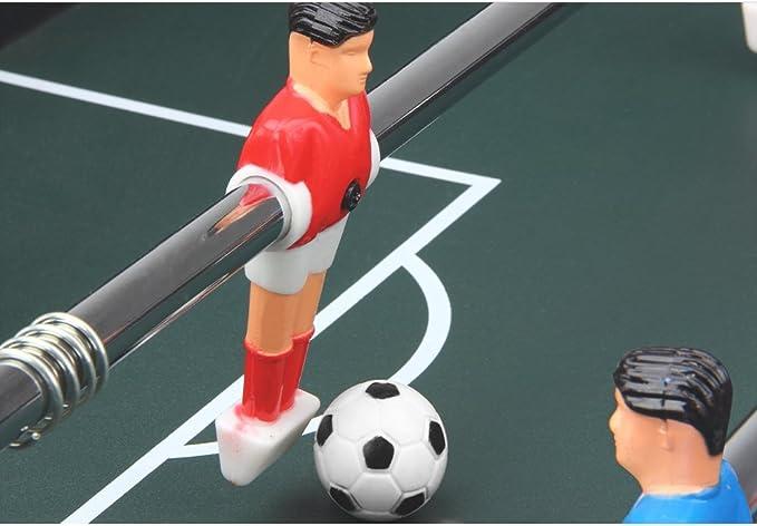 DEUBA GmbH & Co. KG. - Futbolín (100568): Amazon.es: Juguetes y juegos