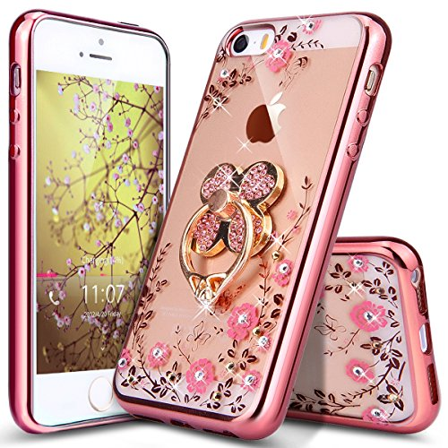 iphone-5s-caseiphone-se-caseiphone-5-caseikasus-glitter-crystal-plating-butterfly-floral-luxury-blin